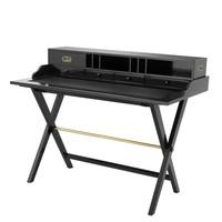 Desk 'Sahara' Mahogany wood
