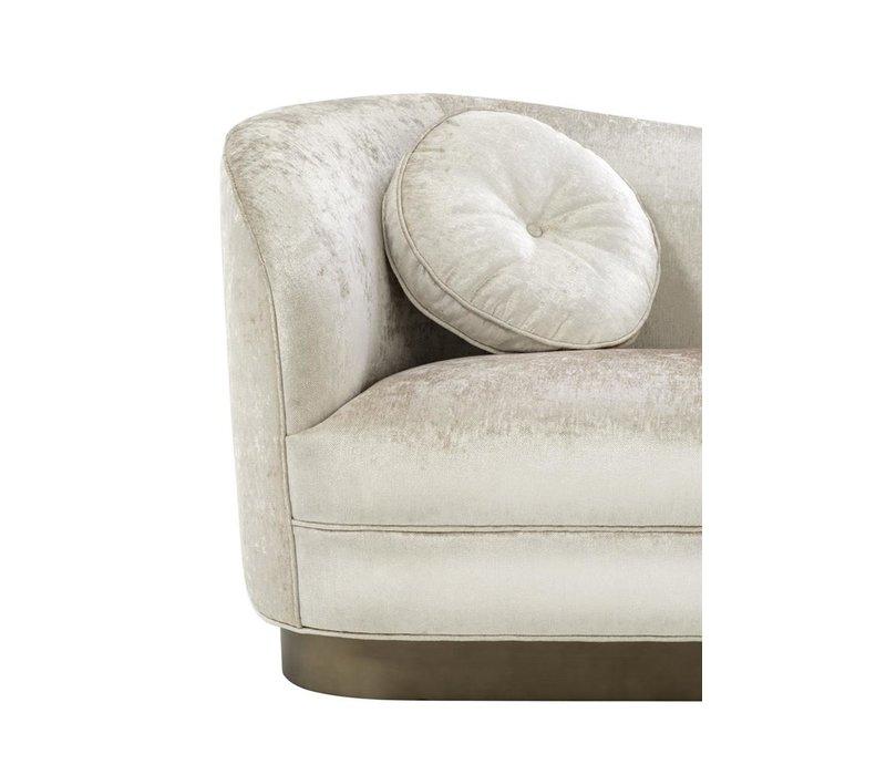 Sofa Jackie, Mirage off-white