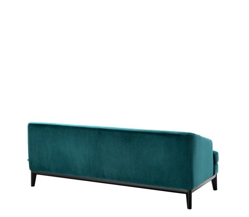 Sofa Monterey, Savona sea green velvet
