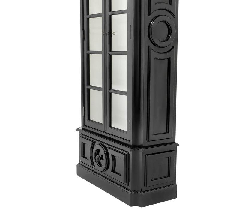 Cabinet Grand Royale, Antieke koperen hardware
