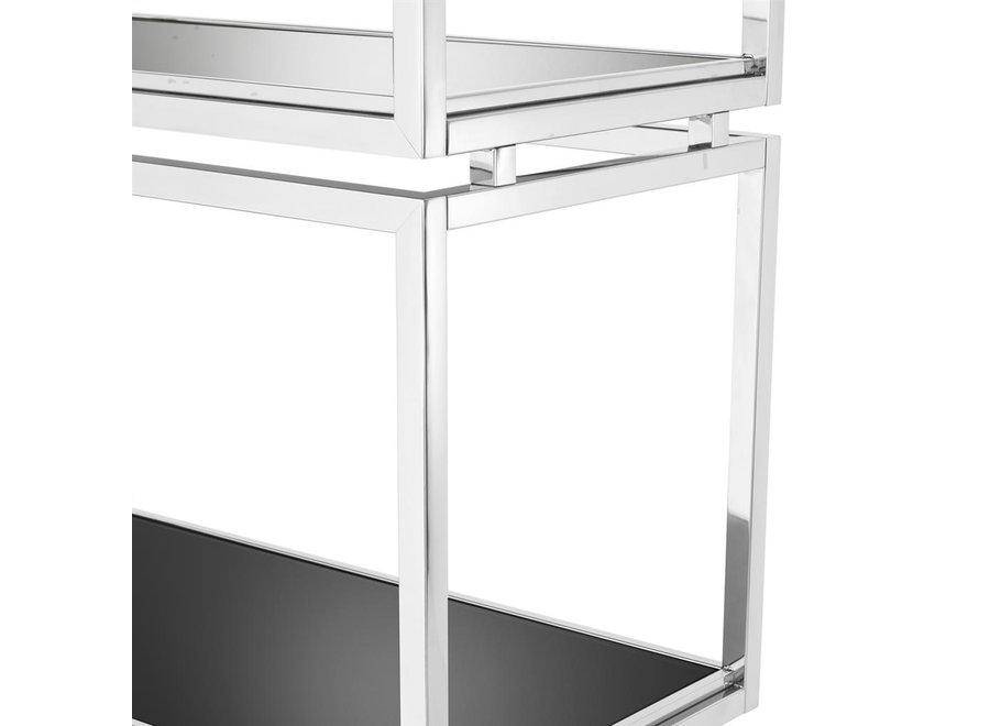 Cabinet Calvin, Roestvrij staal