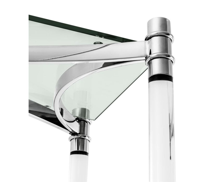 Cabinet Trento, Stainless steel