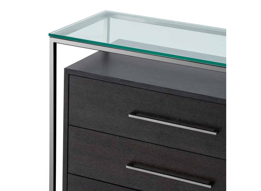 Dressoir Durand, Staal (solid)
