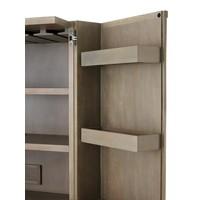 Cabinet DeLaRenta, Mahogany fineer