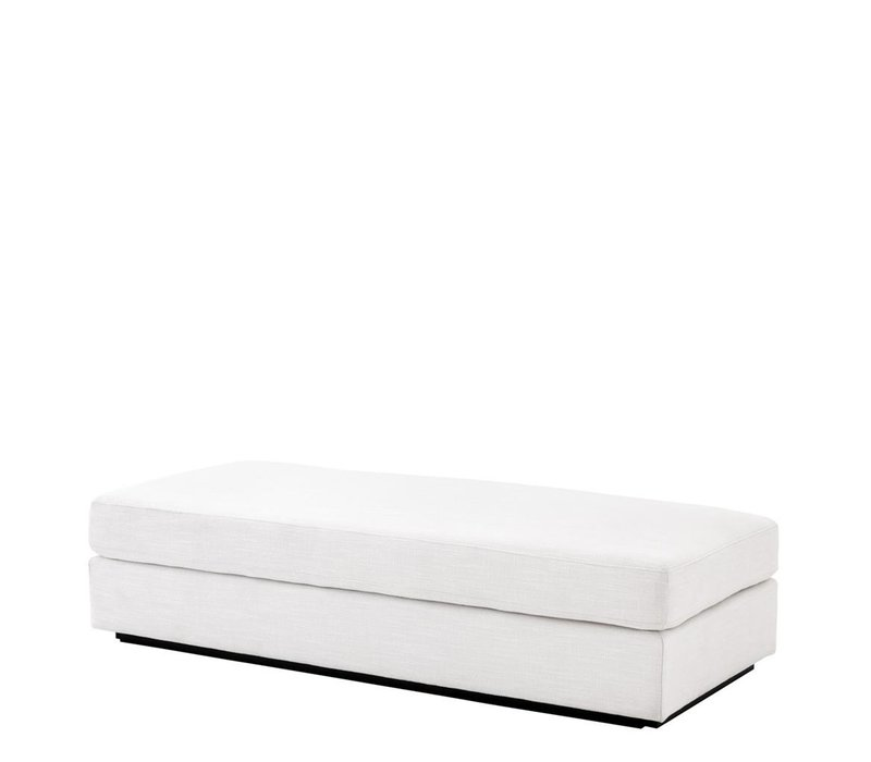 Ottoman 'Vista Grande' - Avalon white