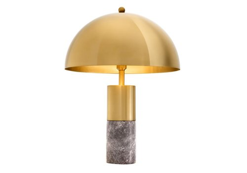 EICHHOLTZ Table Lamp Flair - Gold/Marble