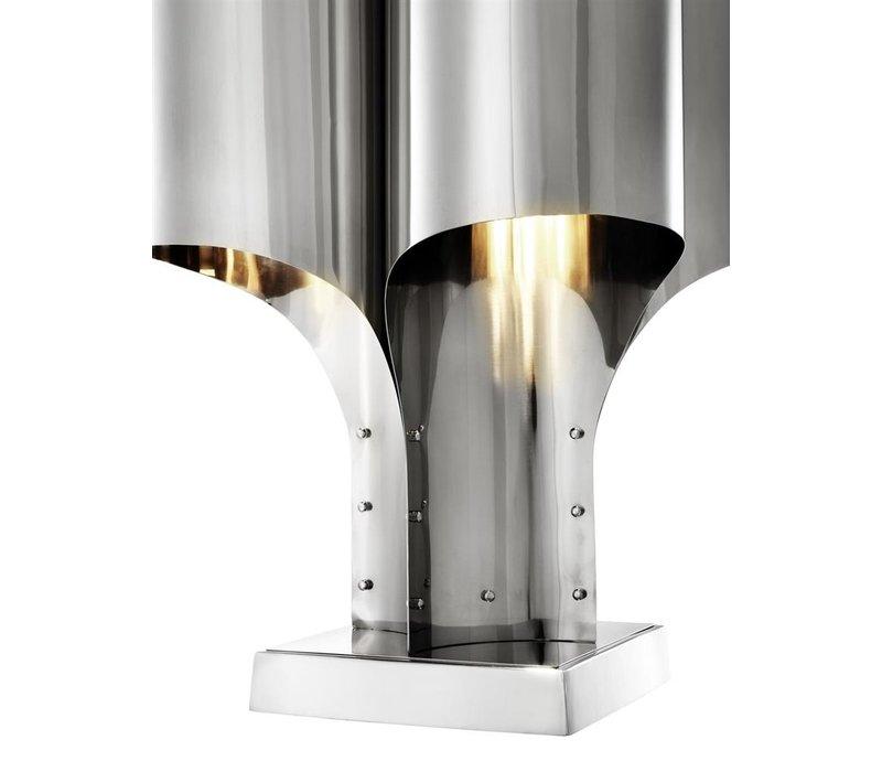 Design Tischlampe 'Spiaggia' ist 82,5 cm hoch
