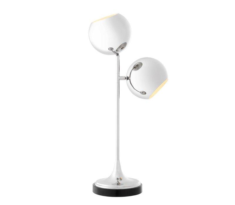 Moderne Tischlampe 'Compton' ist 74 cm hoch
