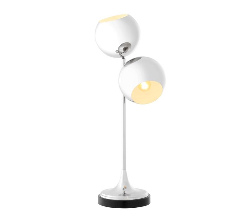 'Compton' Modern Table Lamp 74 cm high