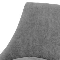 Bar Stool Cedro, Clarck gray