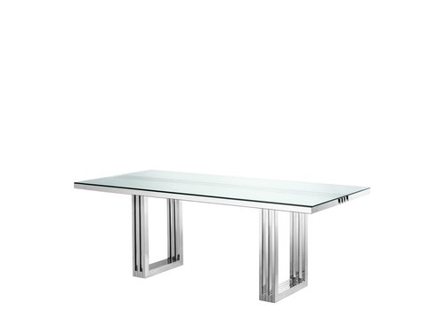 EICHHOLTZ Dining Table Garibaldi