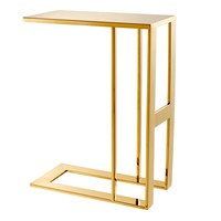 Side table 'Pierre' Gold