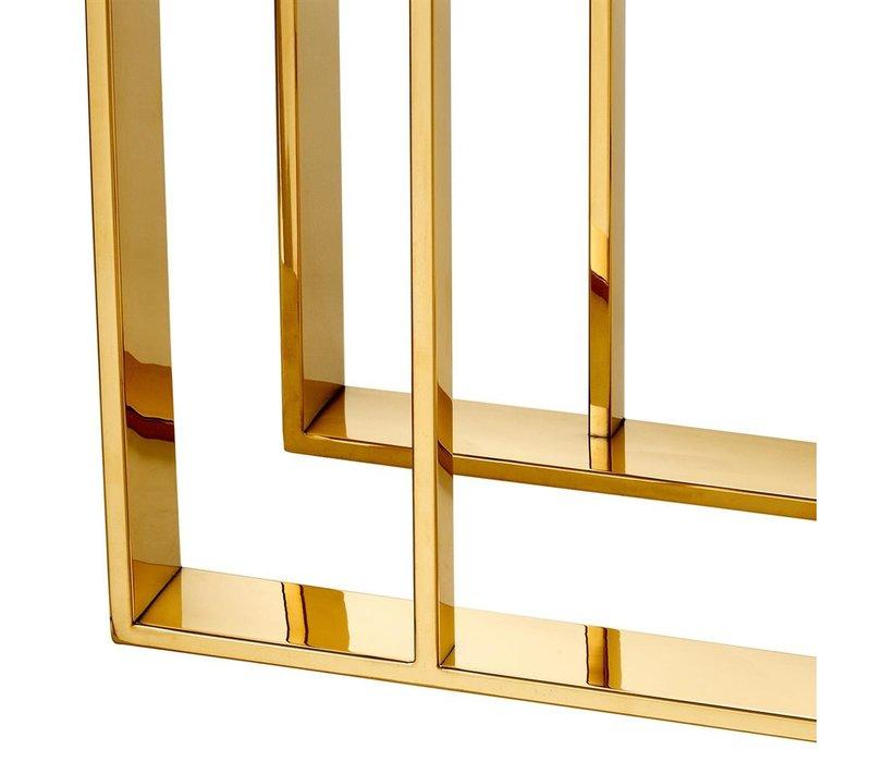 Beistelltisch 'Pierre' Gold