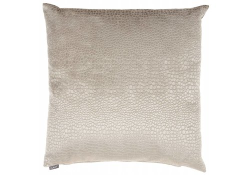 CLAUDI Chique Cushion Biagio Taupe - special