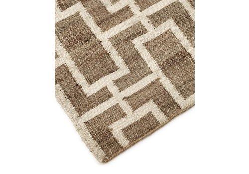 EICHHOLTZ Muster 60 x 60 cm Teppich: 'Calypso'