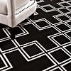 EICHHOLTZ Sample 60 x 60 cm Carpet:  'Caton'