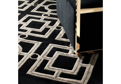 EICHHOLTZ Sample 60 x60 cm Carpet: 'Evans'