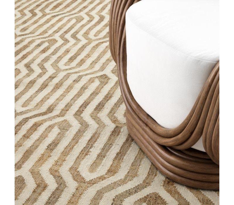 Sample 60 x 60 cm Carpet:  'Fontaine'