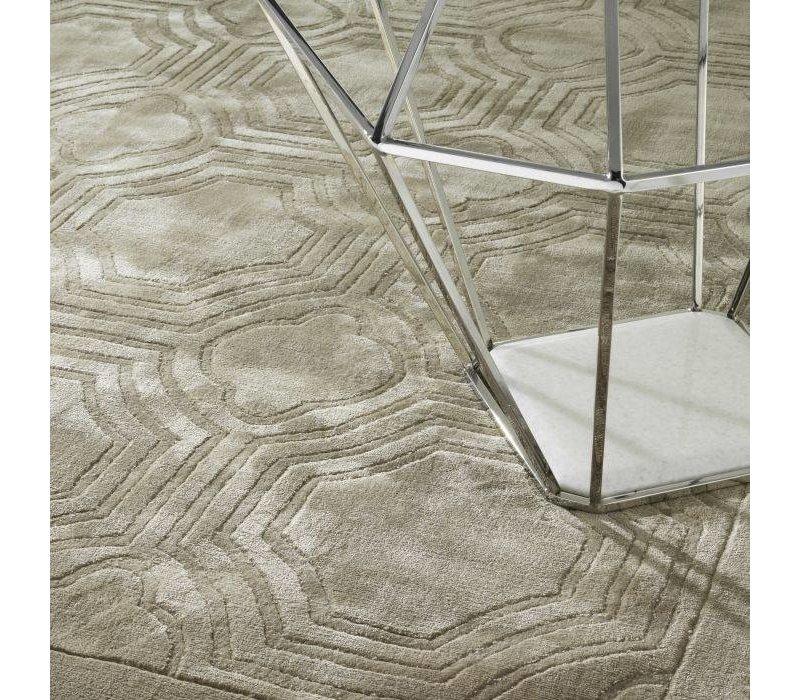 Muster 60 x 60 cm Teppich:  'Harris' Sand