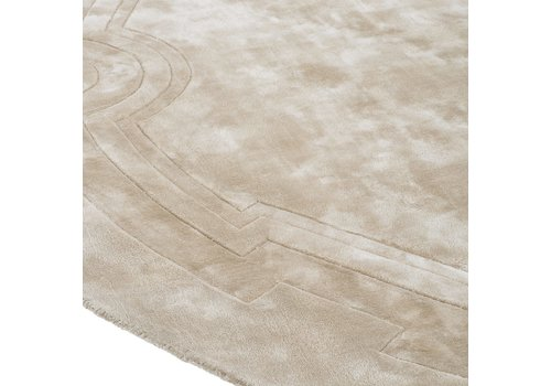 EICHHOLTZ Muster 60 x 60 cm Teppich: 'Palazzo' Sand