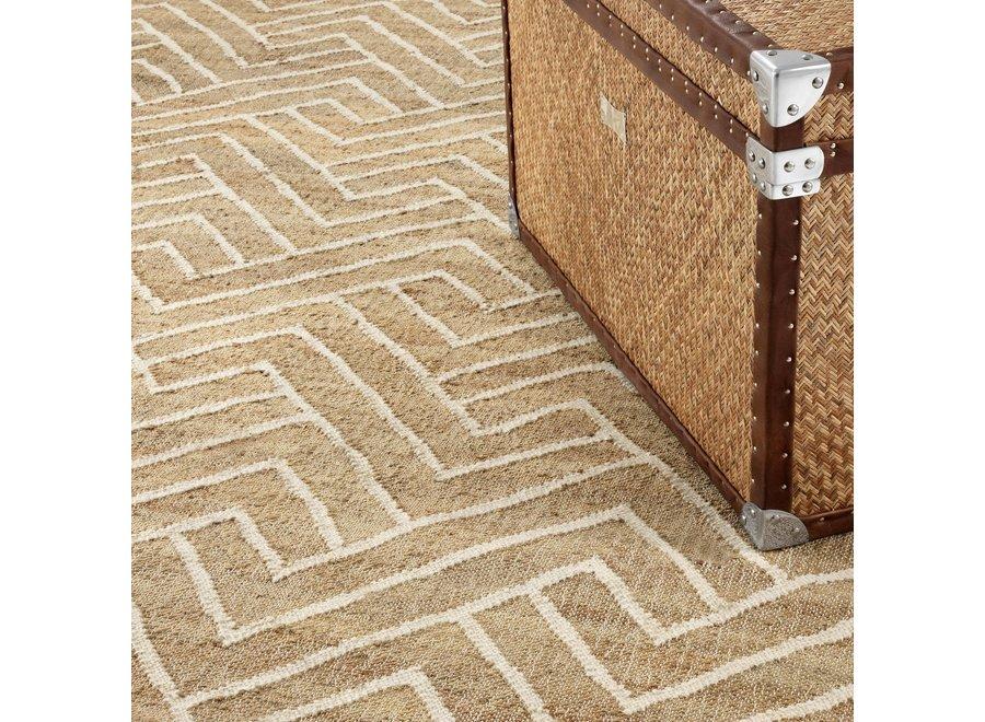 Muster 60 x 60 cm Teppich:   'Sazerac'