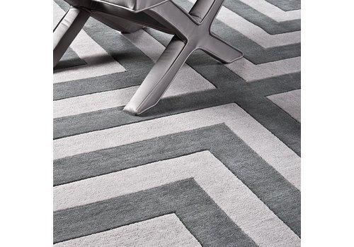 EICHHOLTZ Sample 60 x60 cm Carpet:  'Thistle' Grey