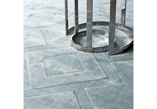 EICHHOLTZ Muster 60 x 60 cm Teppich:  'Warner'