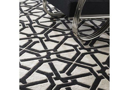 EICHHOLTZ Muster 60 x 60 cm Teppich:  'Webb'