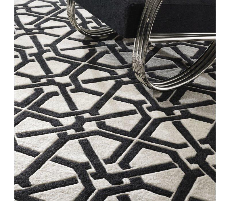 Muster 60 x 60 cm Teppich:  'Webb'
