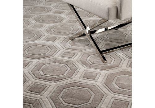 EICHHOLTZ Muster 60 x 60 cm Teppich:  'Shaw'