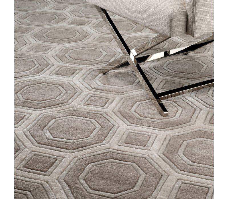 Muster 60 x 60 cm Teppich:  'Shaw'