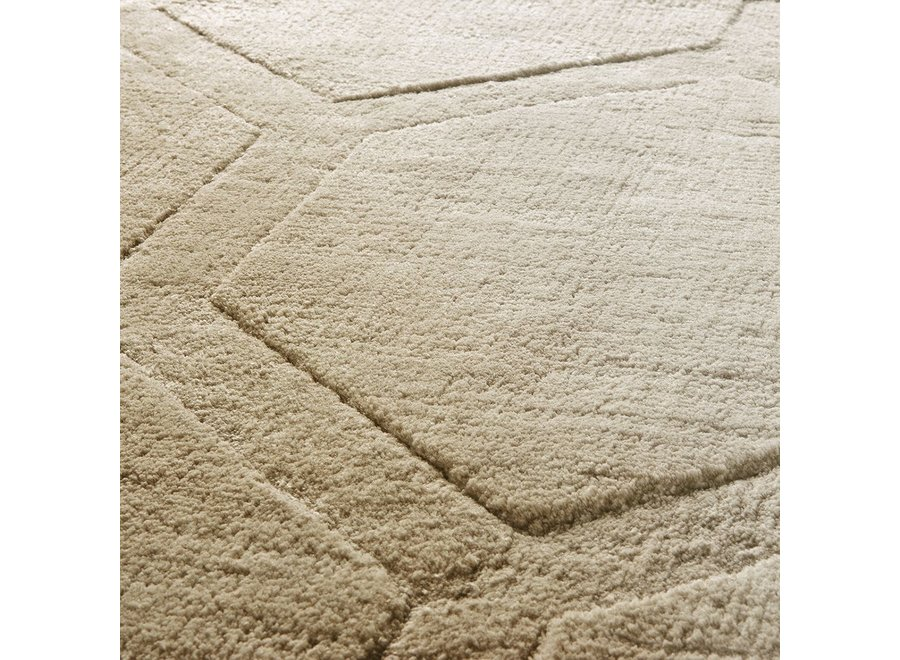 Muster 60 x 60 cm Teppich:  'Wilton'