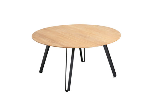MUUBS Dinertafel Space Naturel rond - 120cm
