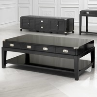 Design salontafel Military | 140,5 x 71,5 x H48cm