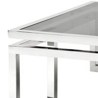Designer-Salontisch 'Palmer' | 100 x 100 x 45cm