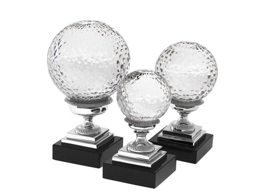 Deco object 'Divani' set of 3
