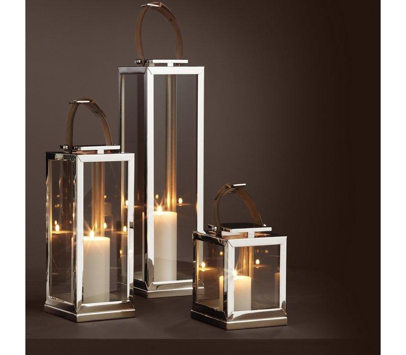 Candle lantern 'Georgian' - S