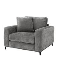Armchair 'Feraud' Clarck Grey