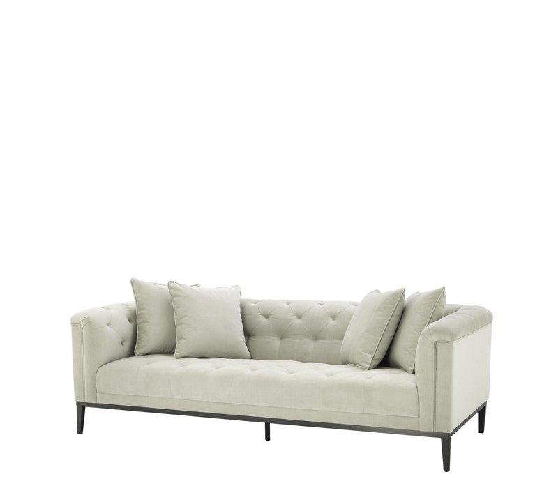 Sofa 'Cesare' Pebble Grey