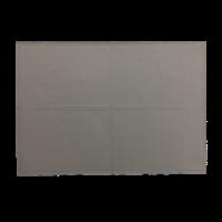 Platzdecken in der Farbe Taupe - Set aus 2