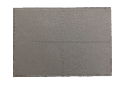 Dome Deco Placemat Taupe - Set van 2