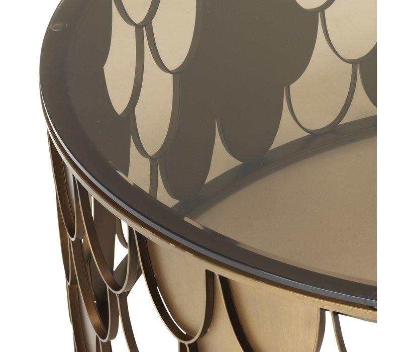 Design salontafel 'L'indiscret' | 110 x H38cm
