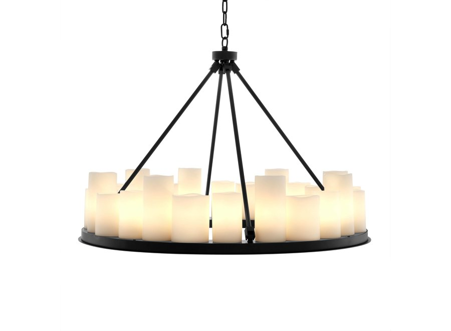 Hanglamp 'Commodore' - rond model