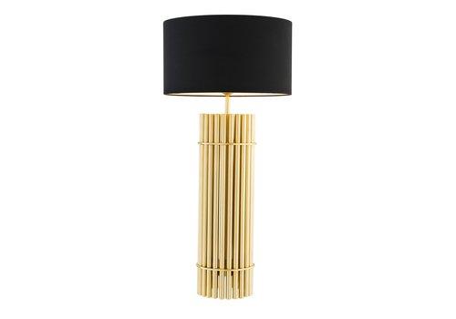 EICHHOLTZ Design Tischlampe 'Reef' Gold