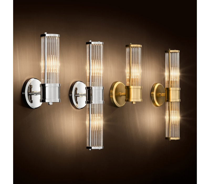 Wall lamp Claridges -Double