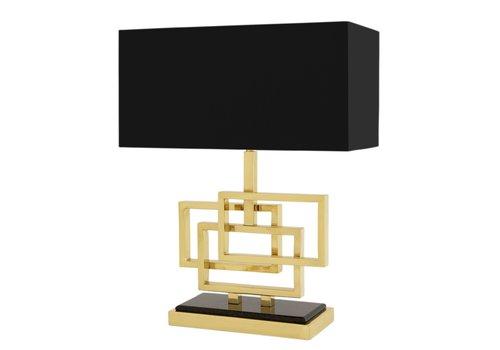 EICHHOLTZ Tischlampe Windolf - Gold