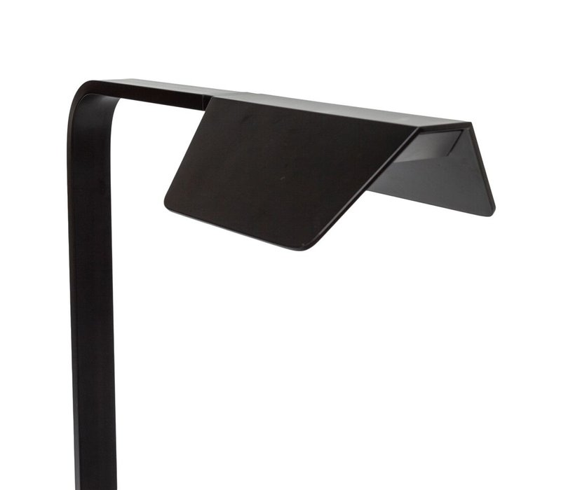 "Stehlampe Led ""Matt Black""  hat ein elegantes Design"