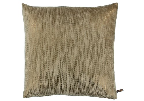 CLAUDI Cushion Ferro Gold