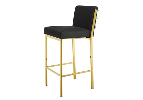 EICHHOLTZ Design barkruk 'Scott' - Gold