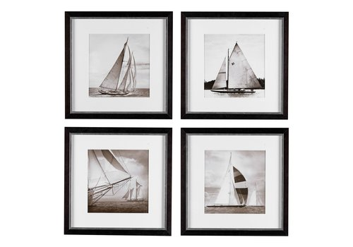 EICHHOLTZ Prints Boats